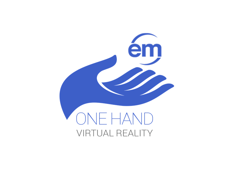 One Hand Virtual Reality
